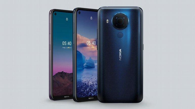 Nokia 5.4 tanıtıldı