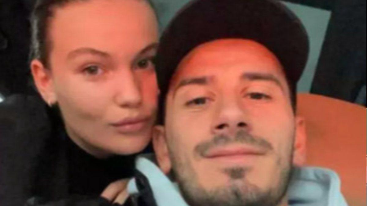 Oğuzhan Özyakup'un sevgilisi Başakşehir maçında üzüldü