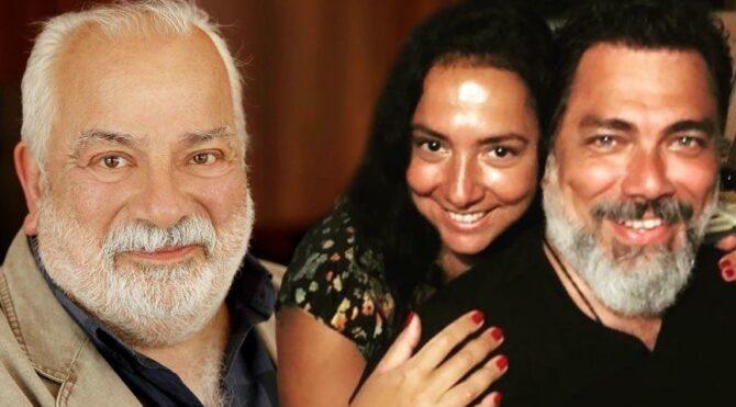 Önce babası Zeki Alasya'yı sonra eşini kaybeden Zeynep Alasya'dan yürek burkan mesaj