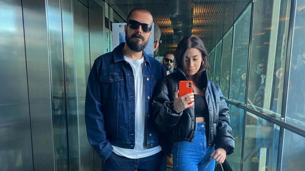 Orhan Gencebay'ın oğlu Gökhan Gencebay nişanlandı