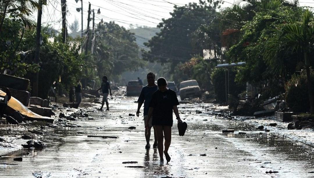 Orta Amerika Ülkelerinde Eta Kasırgası Nedeniyle 200 Kişi Öldü