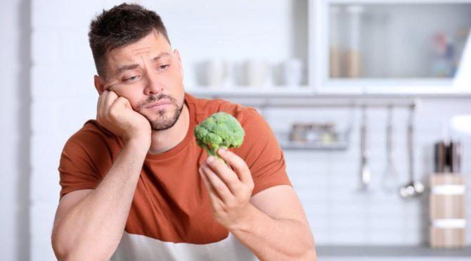Orta yaşlı erkekler nasıl kilo verebilir? İpucu: Diyetle değil