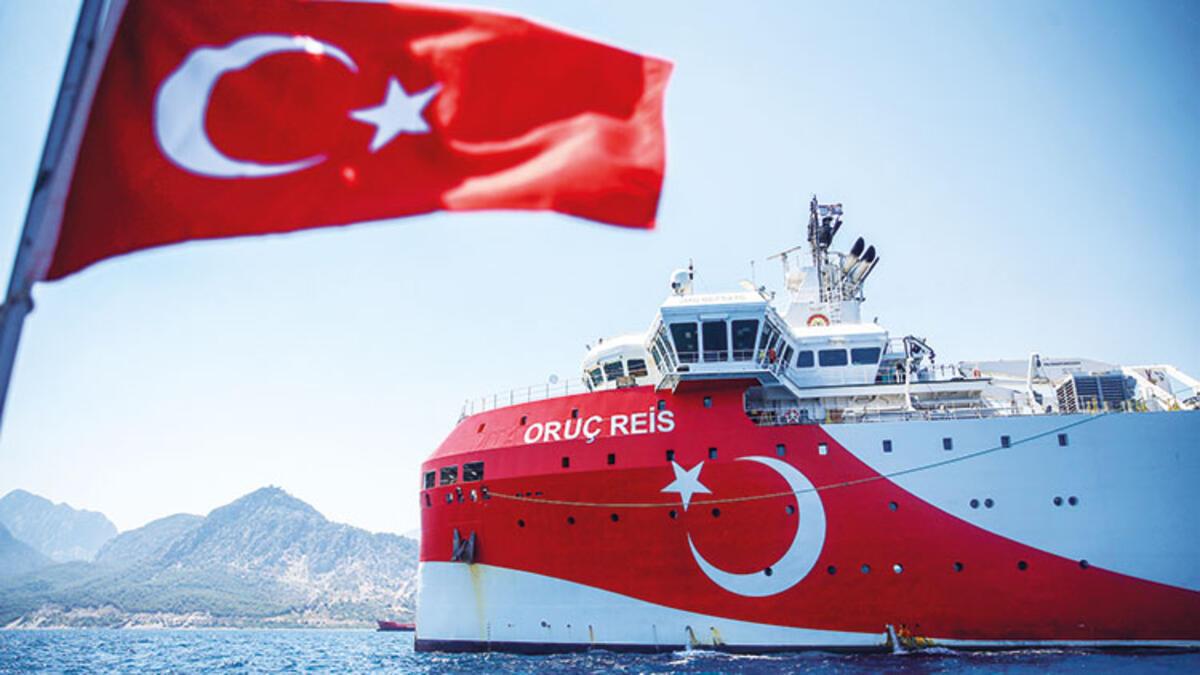 Oruç Reis Antalya Limanı'na Döndü, Yunanistan 'Memnuniyetle Karşılıyoruz' Dedi