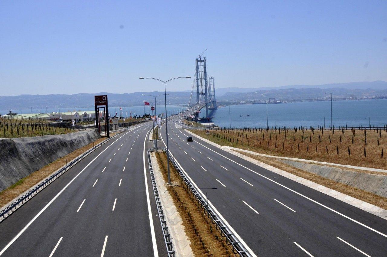 Osmangazi Köprüsü'nden 'Geçilmediği İçin' 1 Milyar 750 Milyon Lira Ödenecek