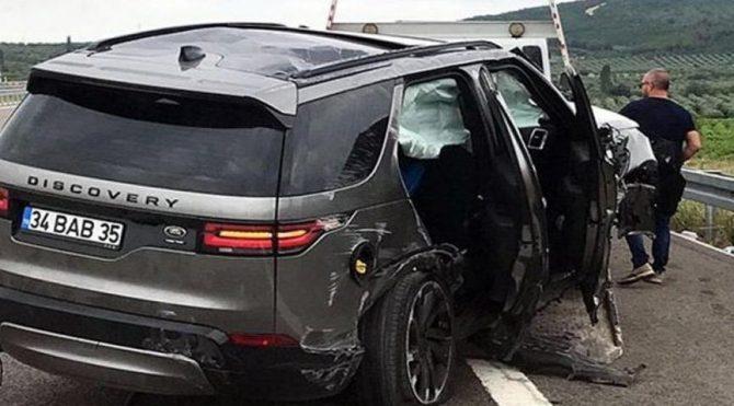 Oto tamirci: Alişan'ın kaza yaptığı bu marka ve modeldeki araçlarda dingil kırılması yaşanmaz