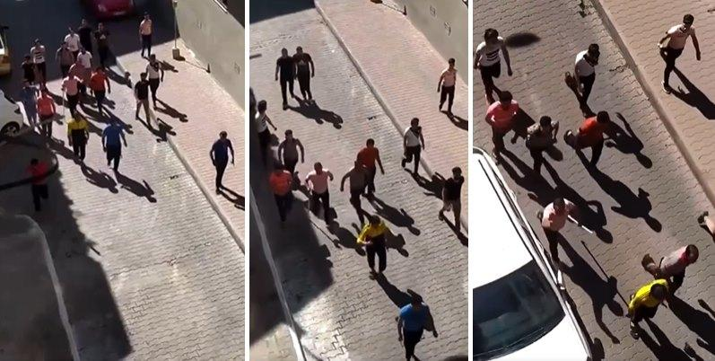 Oyuncu Kemal Erek Mültecileri Paylaştı: 'Elde Zincir, Sopa Türkiye'de Geziyorlar'