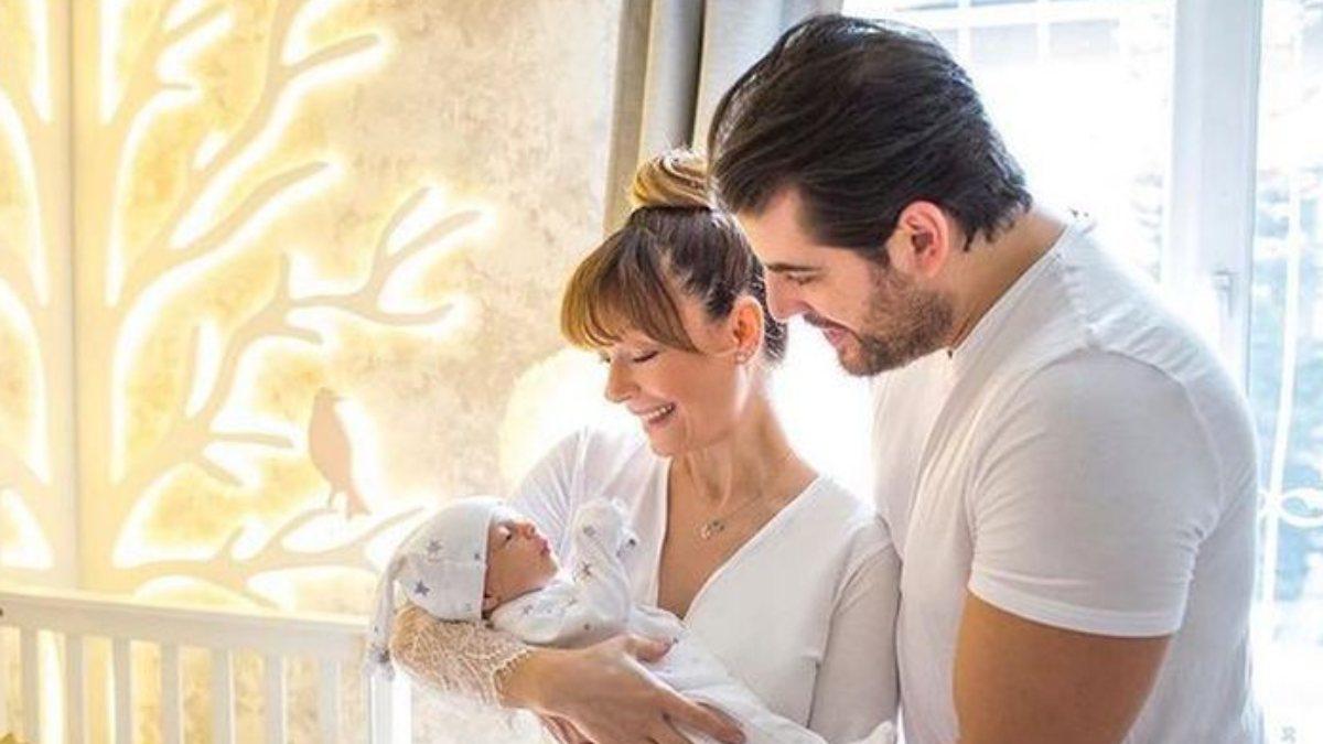 Özge Özder hamileliğini anlattı