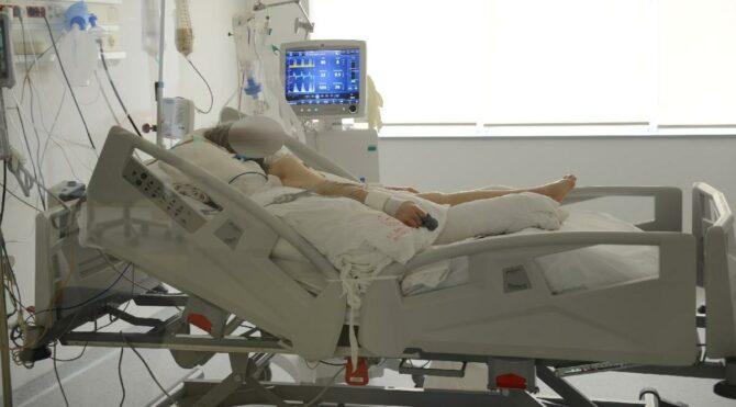 Pandeminin lokomotif hastanesinde hasta sayısı yüzde 51 arttı
