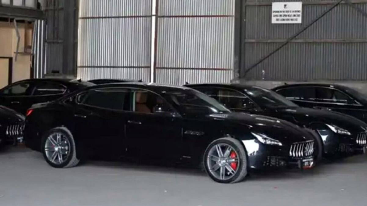 Papua Yeni Gine, zirve için aldığı 40 araçlık Maserati filosunu zararına satışa çıkardı