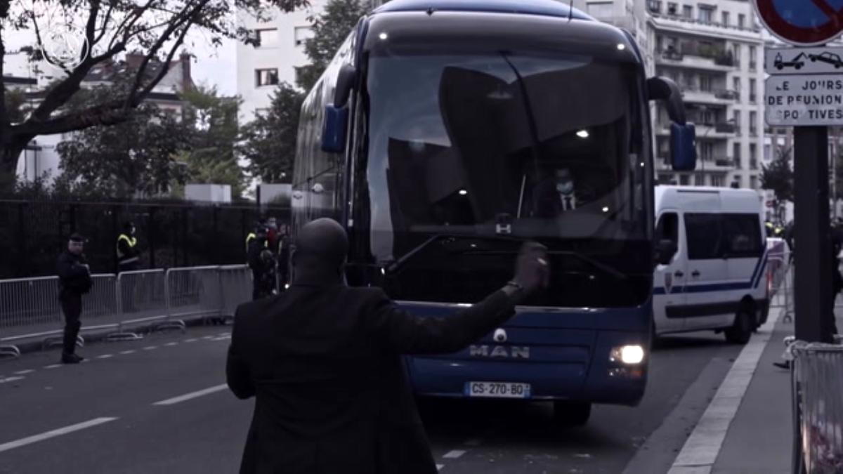 Paris Saint-Germain'in Manchester City Galibiyetinin Perde Arkası