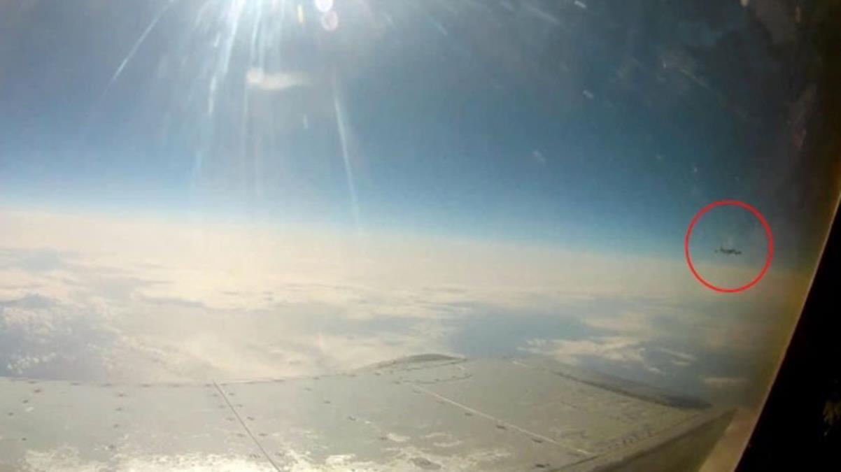 Pasifik'te ABD ve Rus savaş uçakları arasında it dalaşı