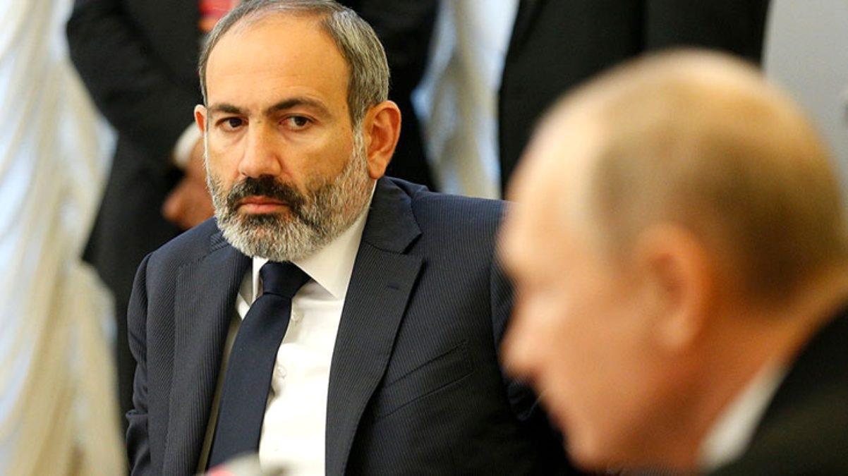 Paşinyan tarihi yenilginin faturasını Rusya'ya kesti: Elektronik harp sistemleri çalışmadı, ordumuz hedef haline geldi
