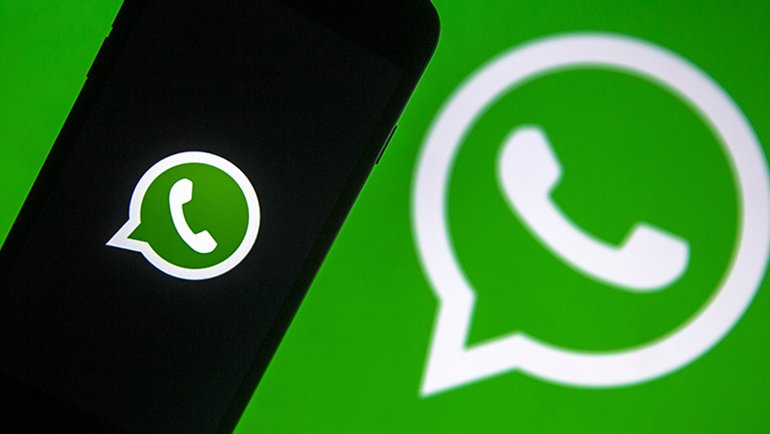 Pembe WhatsApp'a aldanmayın!