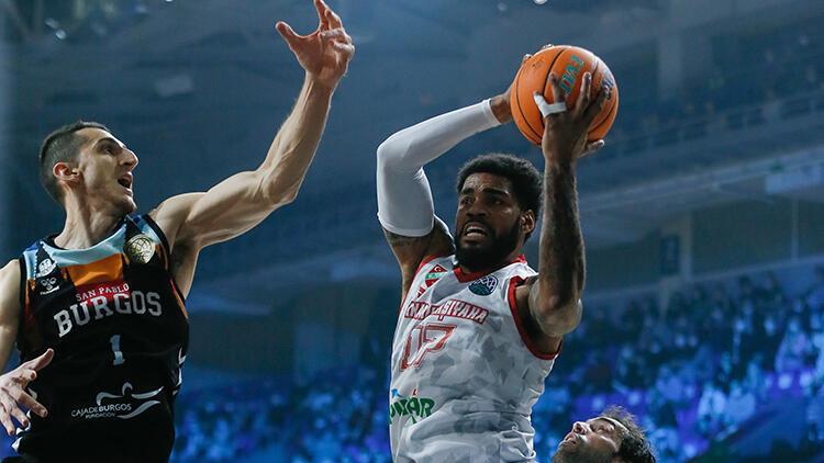Pınar Karşıyaka Sonunu Getiremedi: FIBA Şampiyonlar Ligi'ni San Pablo Burgos Kazandı