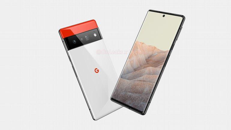 Pixel 6 Pro böyle mi olacak?