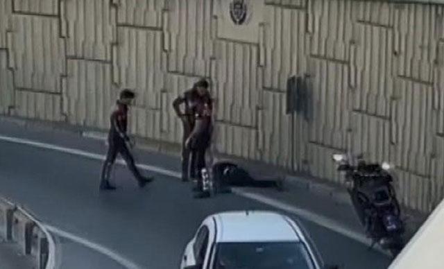 Polisten Kaçtı, 5 Metreden Atladı, Ayağını Kırdı, Üzerinden 6 Kilo Uyuşturucu Çıktı
