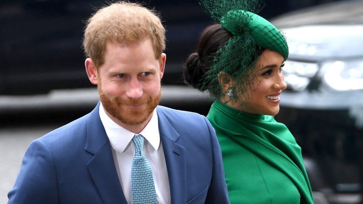 Prens Harry ve Meghan Markle Kraliyet'i korkuttu