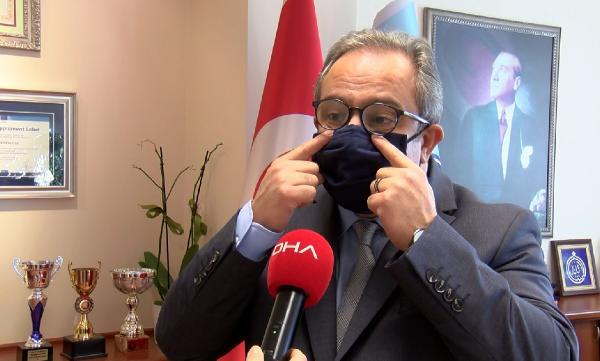 Prof. Dr. Mustafa Necmi İlhan: 'Gözlük Takanlarda Koronavirüs Daha Az Görülüyor'
