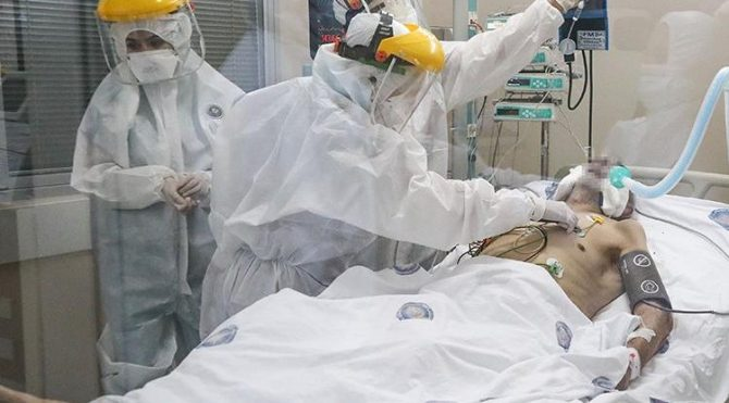 Prof. Dr. Usluer: Yoğun bakımda yatan hasta sayısı beni tedirgin ediyor