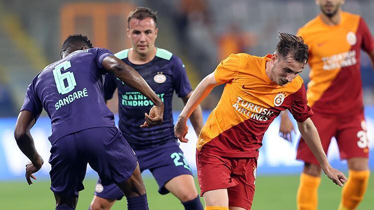 PSV Eindhoven'a İkinci Maçta da Yenilen Galatasaray, Şampiyonlar Ligi'ne Veda Etti