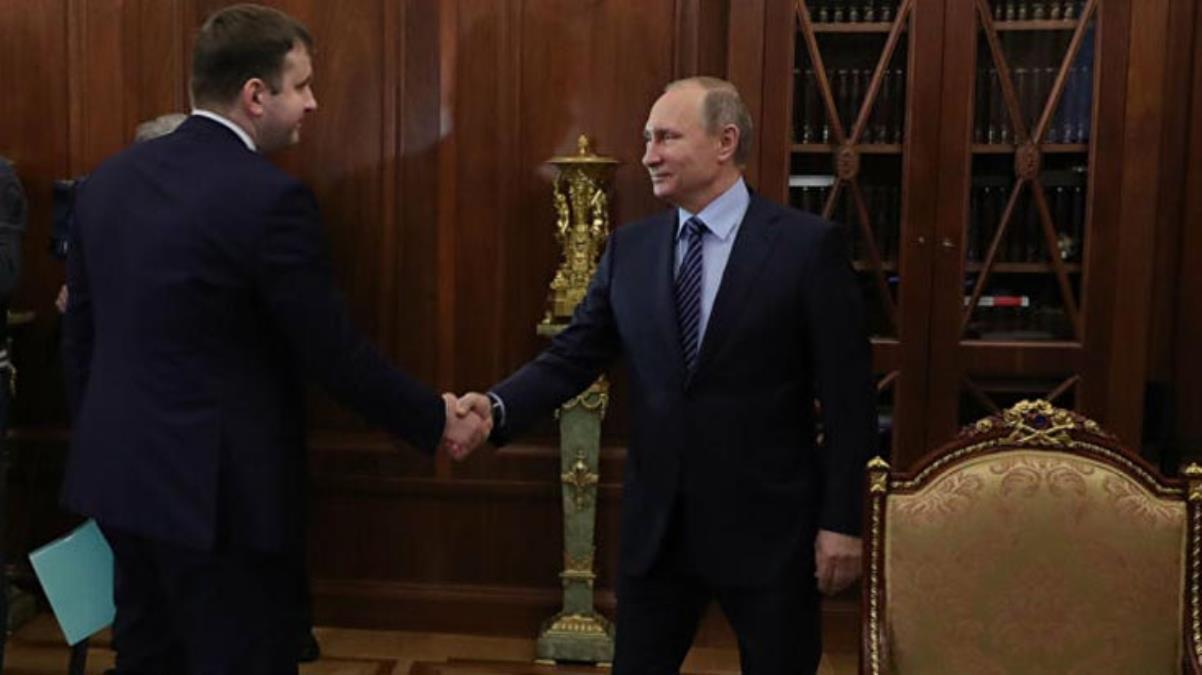 Putin'in yardımcısı Oreşkin koronaya yakalandı