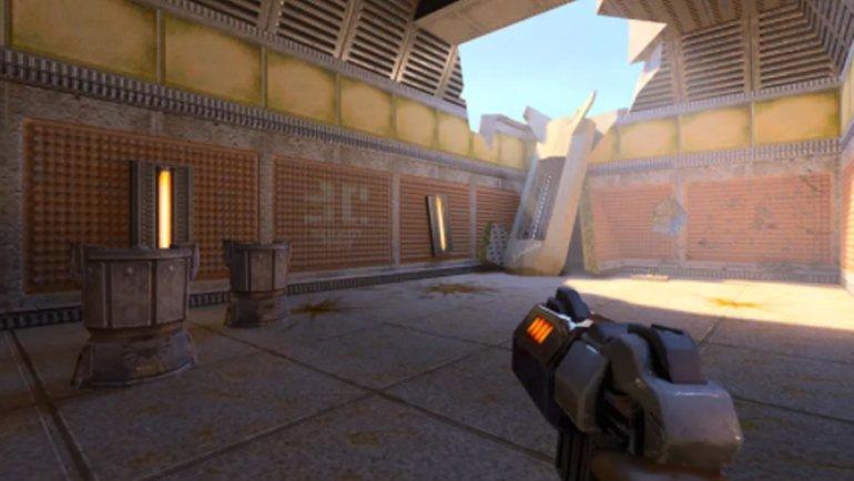 Quake 2'ye ışın izleme özelliği!