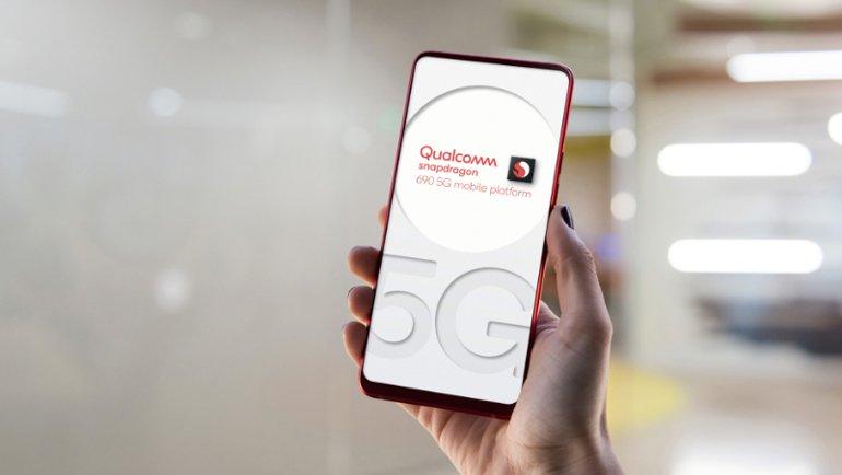 Qualcomm Snapdragon 690 duyuruldu