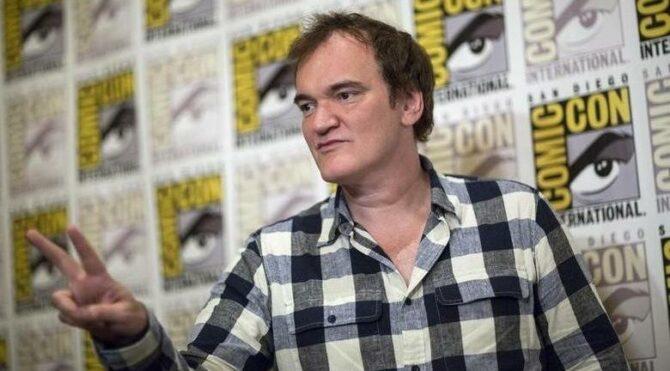 Quentin Tarantino, annesine bir kuruş bile vermiyor