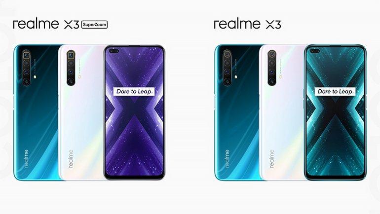 Realme X3 tanıtıldı