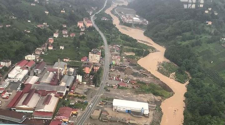 Resmi Gazete'de Yayımlandı: Rize'deki Sel Bölgeleri İçin Acele Kamulaştırma Kararı