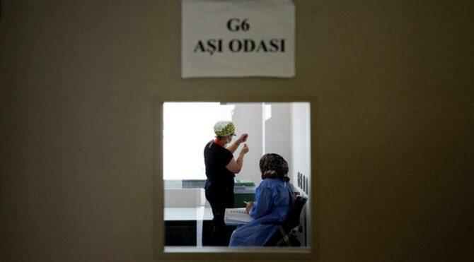 Reuters, Türkiye'nin corona virüsü vakalarını analiz etti
