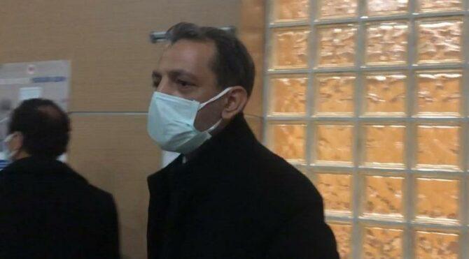 Rubato grubunun solisti Özer Arkun'un evine uyuşturucu baskını