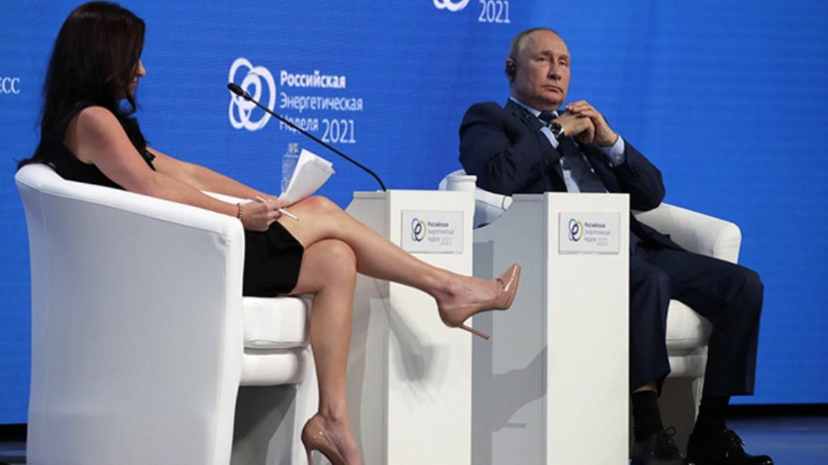 Rus medyasından bomba iddia: ABD'li sunucu, Putin'in dikkatini dağıtmak için özel olarak gönderildi