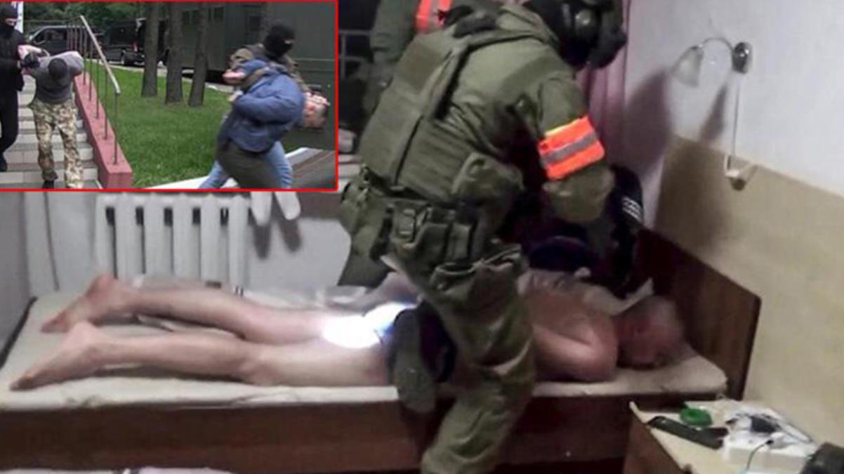 Ruslar tuzağa düştü! İstihbaratçıların sabah operasyonuyla kıskıvrak yakalandılar