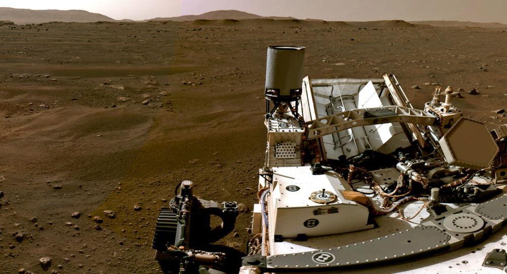 Rüzgarı Dinleyin: Mars'tan İlk Ses Kaydı Geldi