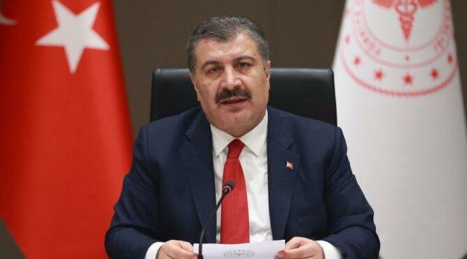 Sağlık Bakanı Fahrettin Koca'dan İstanbul açıklaması