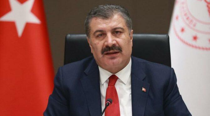 Sağlık Bakanı Koca randevu alıp aşı yaptırmaya gelenlerin oranını açıkladı