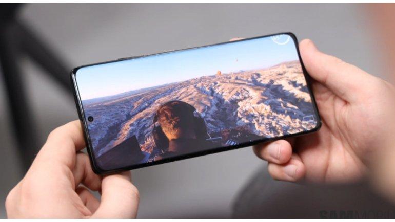 Samsung'a Galaxy S21 Ultra sürprizi