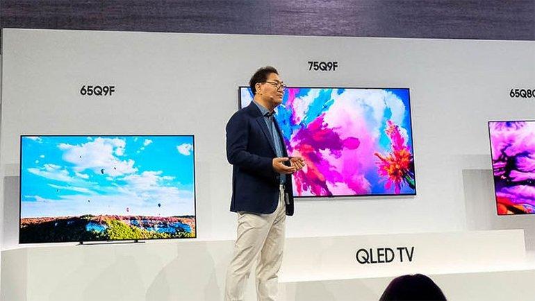 Samsung'a OLED ekran şoku