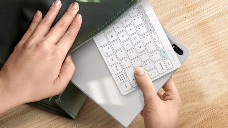 Samsung'dan DeX'e özel klavye