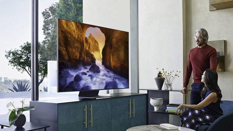 Samsung TV'lerde yeni özellik