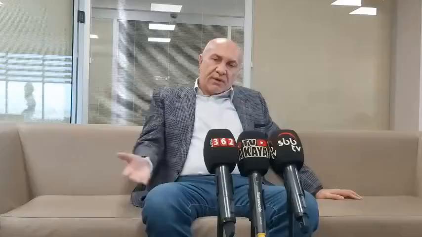 Samsunspor Başkanı: Ben Stada Taraftarımı Alamıyorum, Adana Demirspor Her Yere Alıyor, Soylu'nun Oğlu Dediler