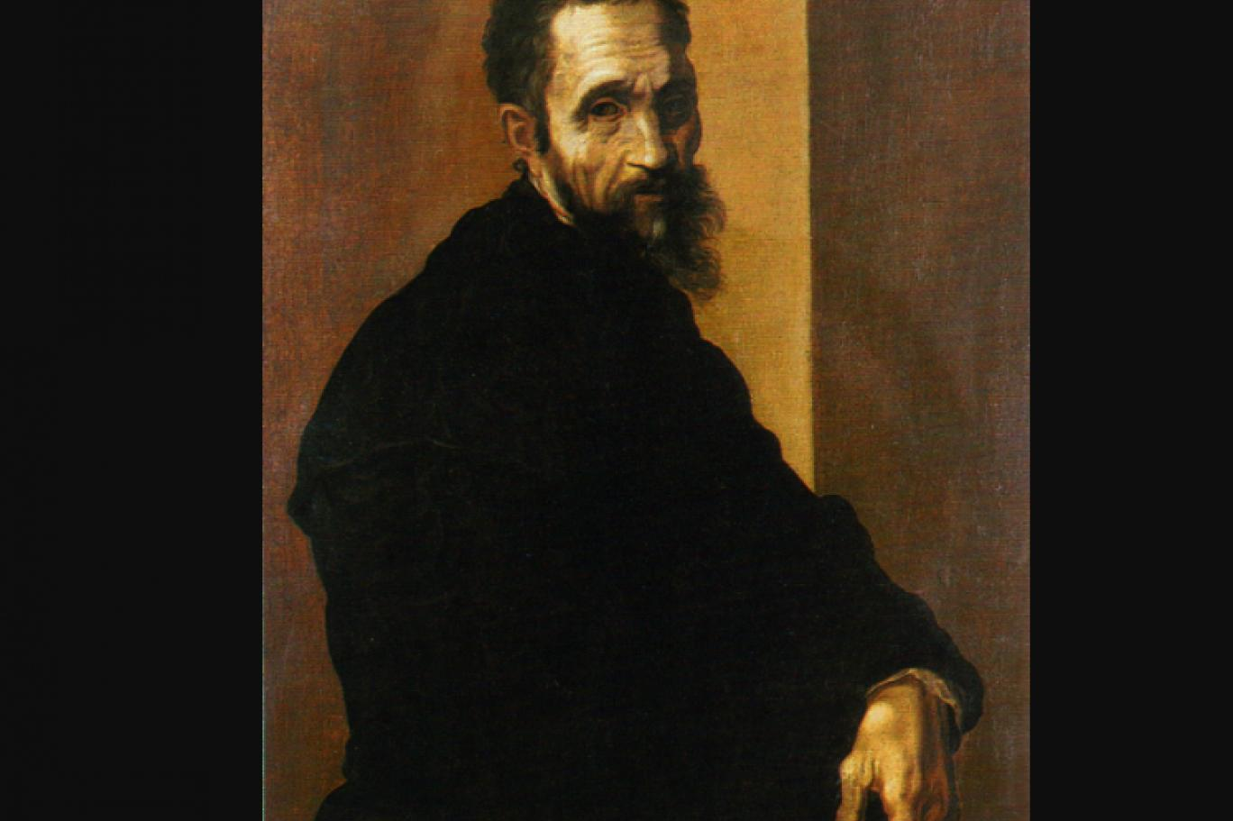 Sanat Devi Michelangelo'nun Boyu Kısa Çıktı