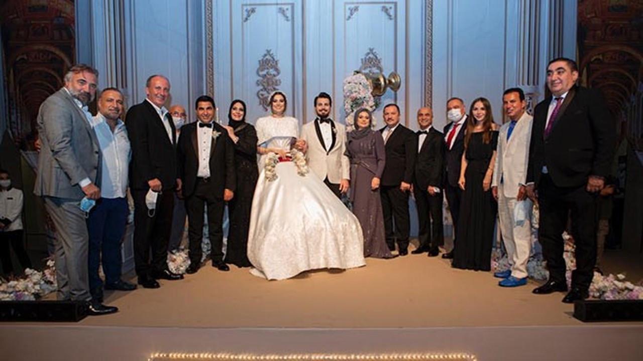 Sanat, iş ve siyaset dünyası İpek-Dağlı nikahında buluştu