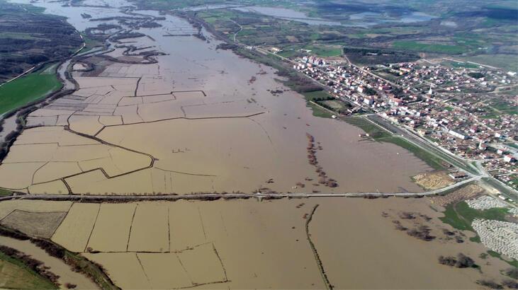 Sanayi Atıklarının Doldurduğu Ergene Nehrindeki Zehir Yer Altı Sularına Karıştı