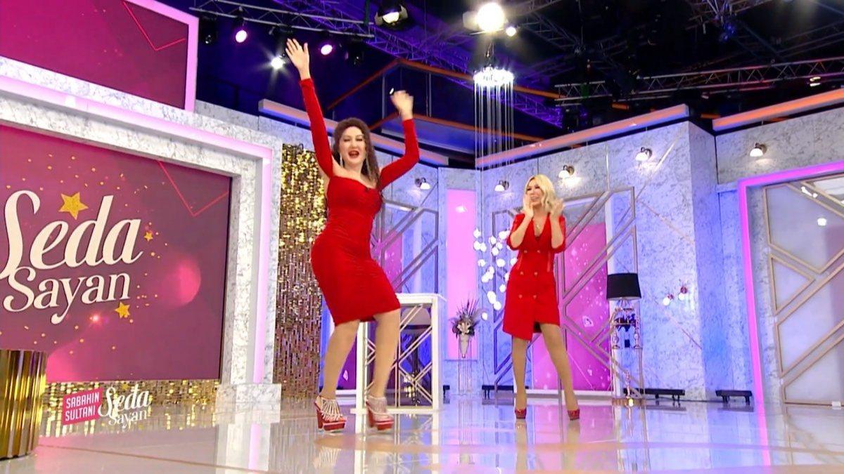 Seda Sayan'ın programında dans eden doktor, TikTok fenomeni çıktı