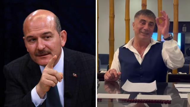 Sedat Peker'den Yeni Video: 'Hakkımda Soruşturma Açıldığı Bilgisini Süleyman Soylu Verdi'