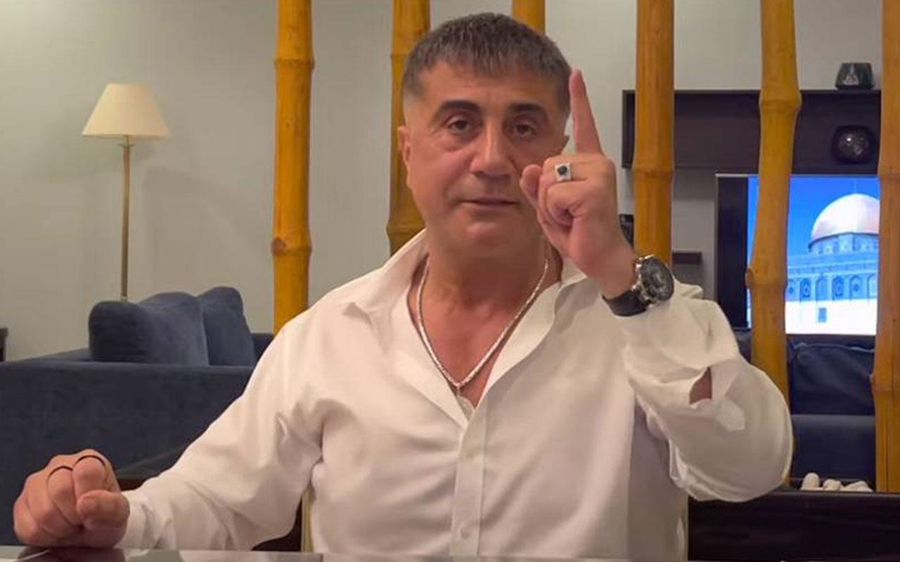 Sedat Peker'in Web Sitesi 'Milli Güvenlik' Gerekçesiyle Erişime Engellendi