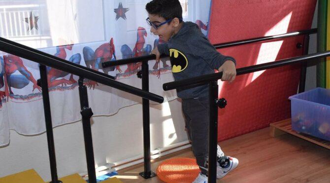 Serebral Palsi hastası oğulları için mücadele ediyorlar