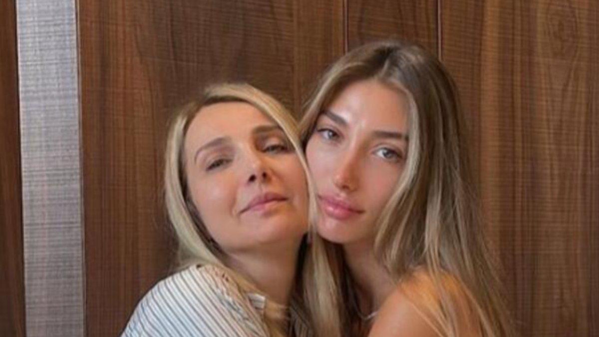 Şevval Şahin'in annesi genç kızlara taş çıkardı